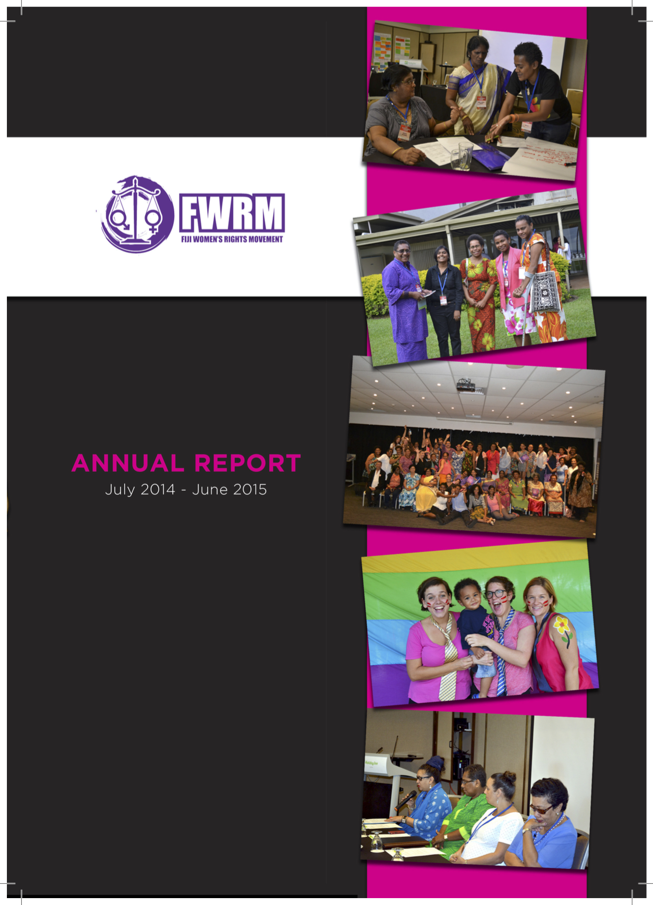 Annual Report July 2014 to June 2015