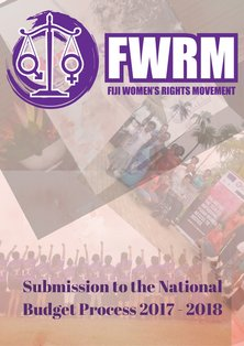 FWRM Submission to the National Budget Process 2017 - 2018